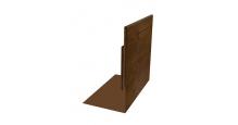 Металлические доборные элементы для фасада в Самаре Планка приемная оконная