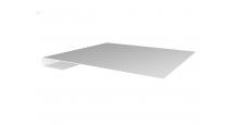 Металлические доборные элементы для фасада в Самаре Планка завершающая простая 65мм