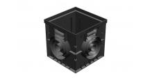 Дренажные системы Gidrolica в Самаре Точечный дренаж. Дождеприемник пластиковый 300*300