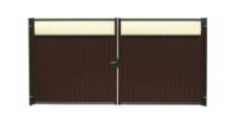 Продажа металлических заборов и ограждений Grand Line в Самаре Модульные ограждения